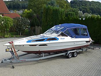 Verdeck Hohmann H9 Bootsverdeck Persenning 05