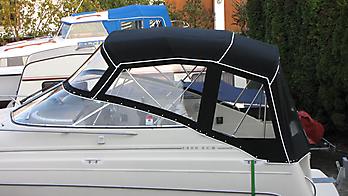 Verdeck Maxum 2400 SCR Persenning  02