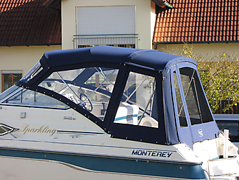 Verdeck Monterey 246 SEL Persenning 09