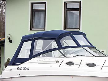 Verdeck Monterey 262 Cruiser Persenning 11
