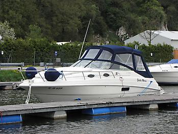 Verdeck Monterey 262 Cruiser Persenning 19