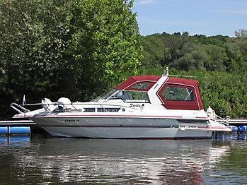 Verdeck Polar 290 Monaco Persenning 03