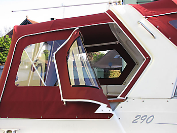 Verdeck Polar 290 Monaco Persenning 19