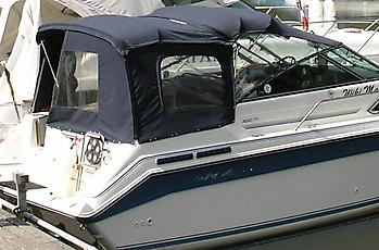 Originalverdeck Sea Ray 250 DA 02