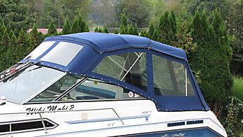 Verdeck Sea Ray 250 DA Persenning  06