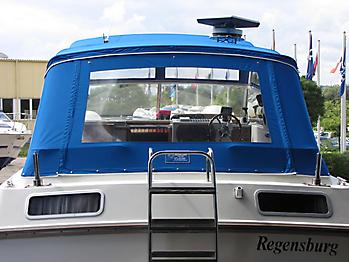 Verdeck Skilsoe 950 Persenning 08